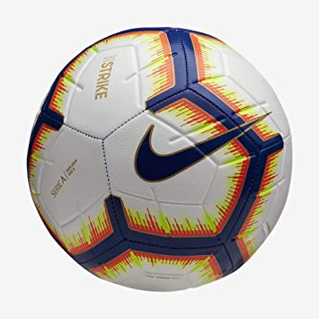 Nike SA NK STRK-FA18 Balón de fútbol, Adultos Unisex, White/Bright ...