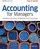 img - for Accounting for Managers: Interpreting Accounting Information for Decision Making book / textbook / text book
