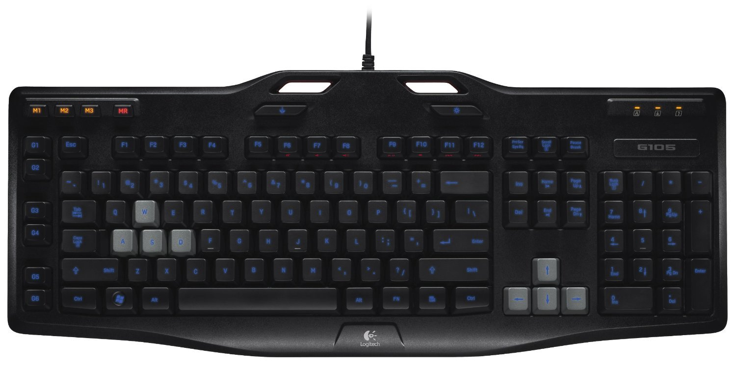 G105 KEYBOARD DRIVER FOR WINDOWS 10