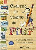 capa de Caderno de Viagens da Pilar