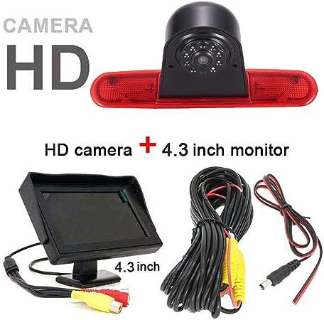 Bremsleuchte Rückfahrkamera 4 3 Zoll Tft Lcd Elektronik