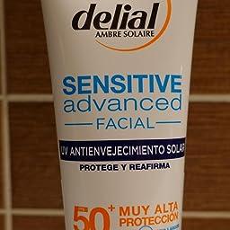 Garnier Delial Sensitive Advanced - Crema Facial Anti-Acné ...