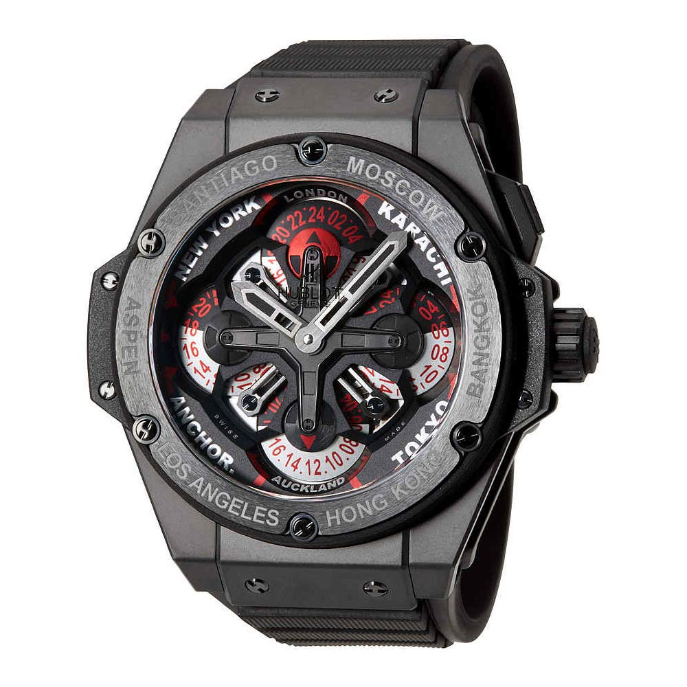 Hublot Big Bang King Power Unico Men's Watch - 771.CI.1170.RX