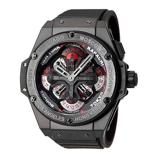 Hublot Grande Bang Rey potencia Unico Hombres del reloj - 771. CI. 1170. RX: Hublot: Amazon.es: Relojes