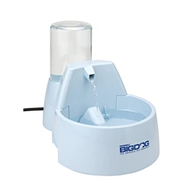 PetSafe Drinkwell Big Dog Water Fountain, 288 oz, Great for Large Breeds and Multiple Pet Households, Filters Included