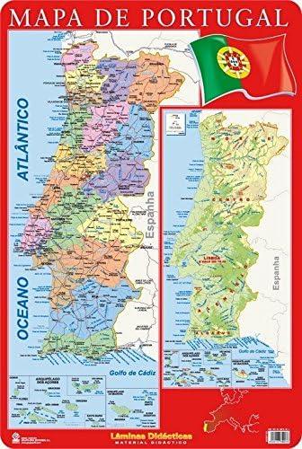 Cartina Di Portogallo.Grupo Erik Editores Lamina Didactica Portugues Cartina Di Portogallo Amazon It Cancelleria E Prodotti Per Ufficio