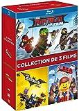 Les Films Lego - L'intégrale 3 Films  - Coffret