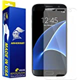 ArmorSuit Samsung Galaxy S7 Anti-Glare Screen Protector MilitaryShield Max Coverage Screen Protector Compatible with Galaxy S7 - Matte Anti-Bubble