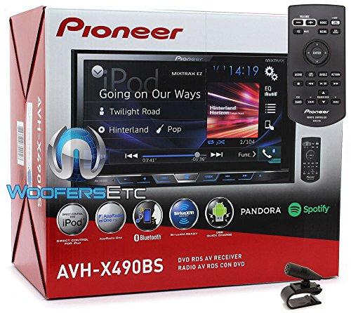 Pioneer AVH-X490BS In-Dash 2-DIN 7
