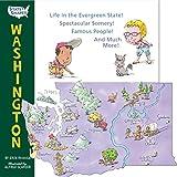State Shapes: Washington