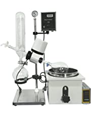 HNZXIB Laboratory 2L Rotary Evaporator Vacuum Decompression Extraction Distiller Machine