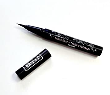 Kat Von D Tattoo Liquid Eye Liner in Trooper - .007 oz. Mini Sealed