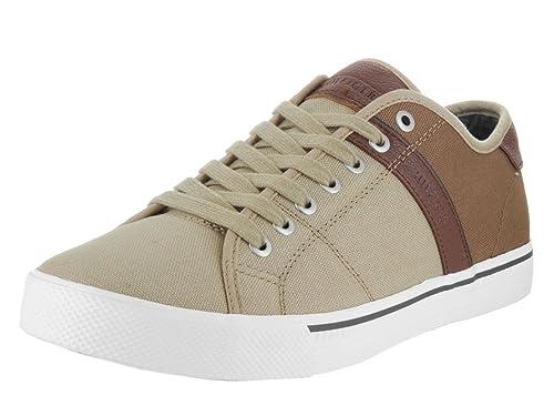 c68c714da Tommy Hilfiger Men s Roamer-SC Medium Natural Fabric Casual Shoe 8.5 Men US