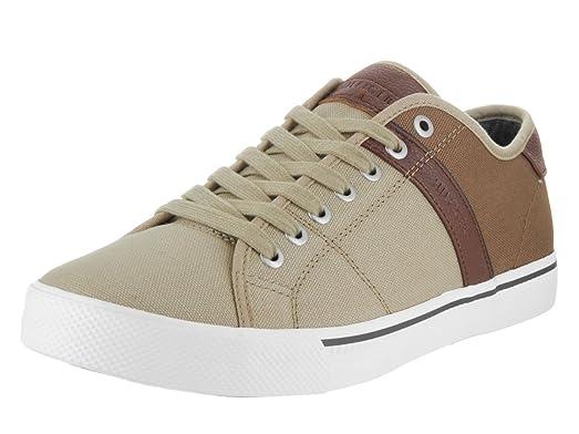 TOMMY HILFIGER Men s Roamer SC Medium Natural Fabric Casual Shoe 7 Men US