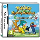 Pokémon Mystery Dungeon: Explorers of Sky (Nintendo DS)