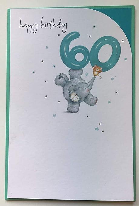 Amazon.com: Happy 60th cumpleaños, (Elliot y botones ...