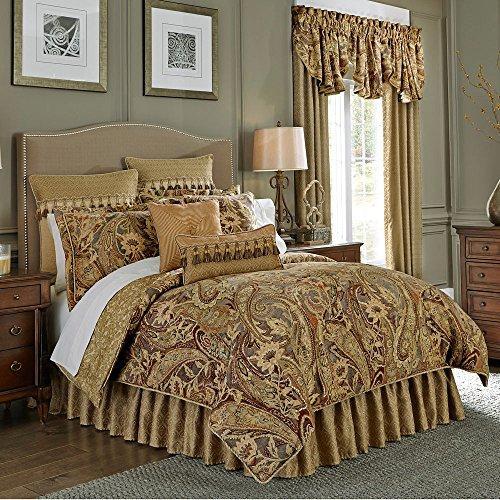 Croscill Ashton Queen Comforter, Multi