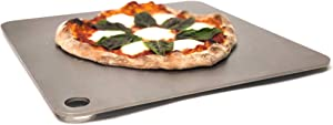 Square Pizza Steel by Conductive Cooking (3/8