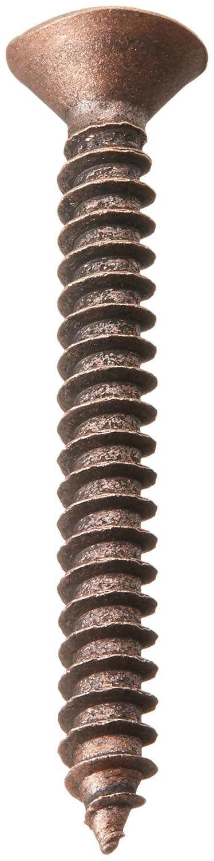9 x 1-1//2 Piece-20 Hard-to-Find Fastener 014973160470 Phillips Flat Hinge Screws
