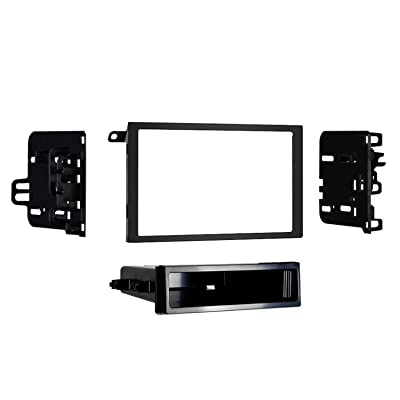 Metra 99-2011 GM Multi Kit 1990-Up DIN and Double DIN Radio: Car Electronics