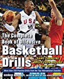 The Complete Book of Offensive Basketball Drills, Giorgio Gandolfi, 0071635866