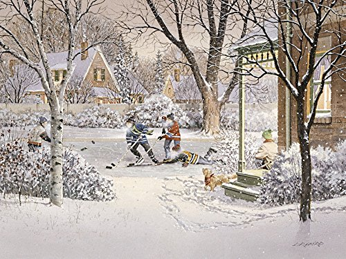 Cobble Hill Backyard Heroes 500 Piece Jigsaw Puzzle
