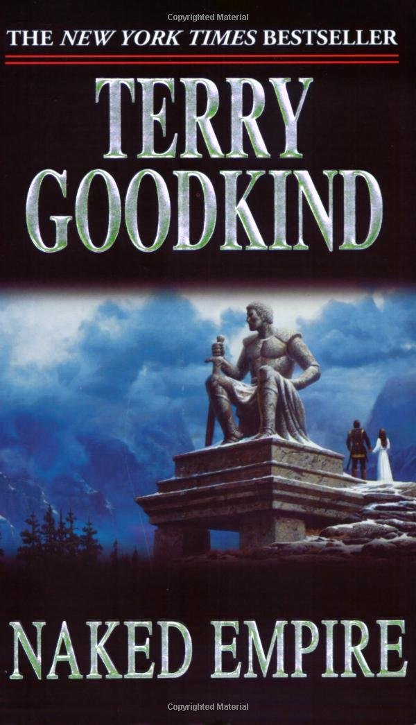 terry goodkind books