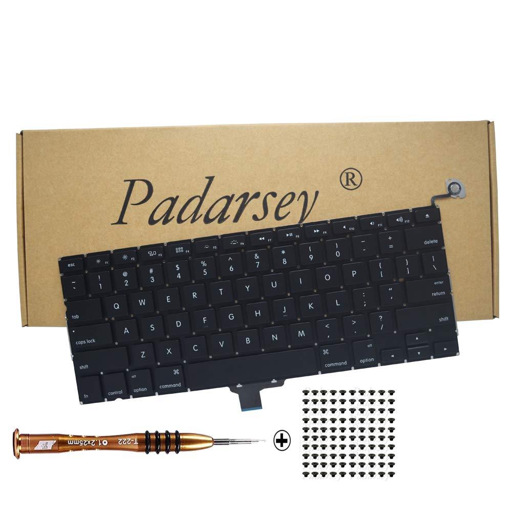 Teclado USA para MacBook Pro 13-inch A1278 2008 2009 2010 20