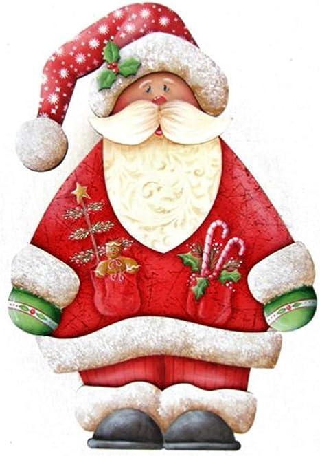 Weihnachten Handwerk Kreuzstich für Weihnachten Stickerei 5D Diamond Painting