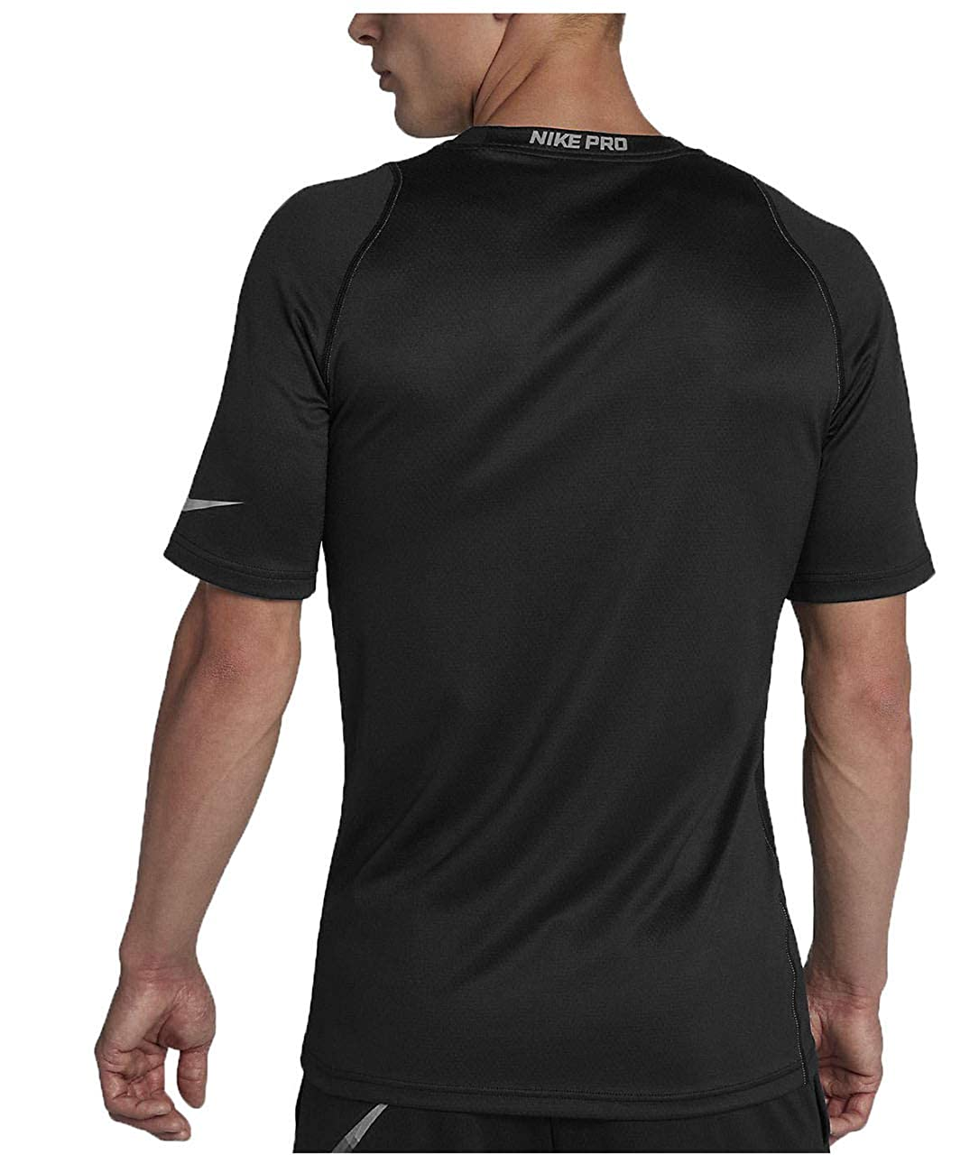 b8147b9a Amazon.com: NIKE Men's Pro Fitted Short Sleeve Shirt: Clothing