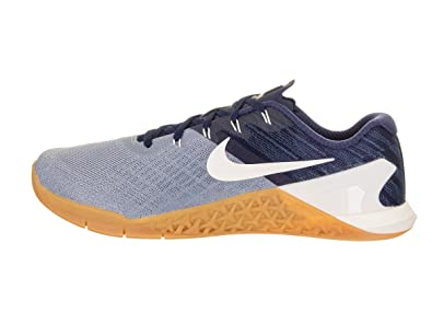 Amazon.com | NIKE Men's Metcon 3 Training Shoe Glacier Grey/Sail/Binary Blue  Size 9.5 M US | Fitness & Cross-Training