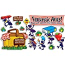 Scholastic Teacher's Friend Fantastic Ants! Bulletin Board (TF3097)