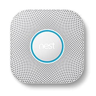 Nest S3000BWES Nest Protect 2nd Gen Smoke + Carbon Monoxide Alarm, Battery (Battery) (B00XV1RCRY) | Amazon price tracker / tracking, Amazon price history charts, Amazon price watches, Amazon price drop alerts