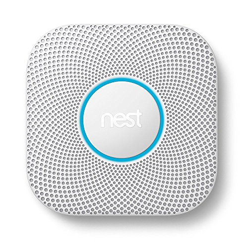 Nest S3000BWES Nest Protect 2nd Gen Smoke + Carbon...
