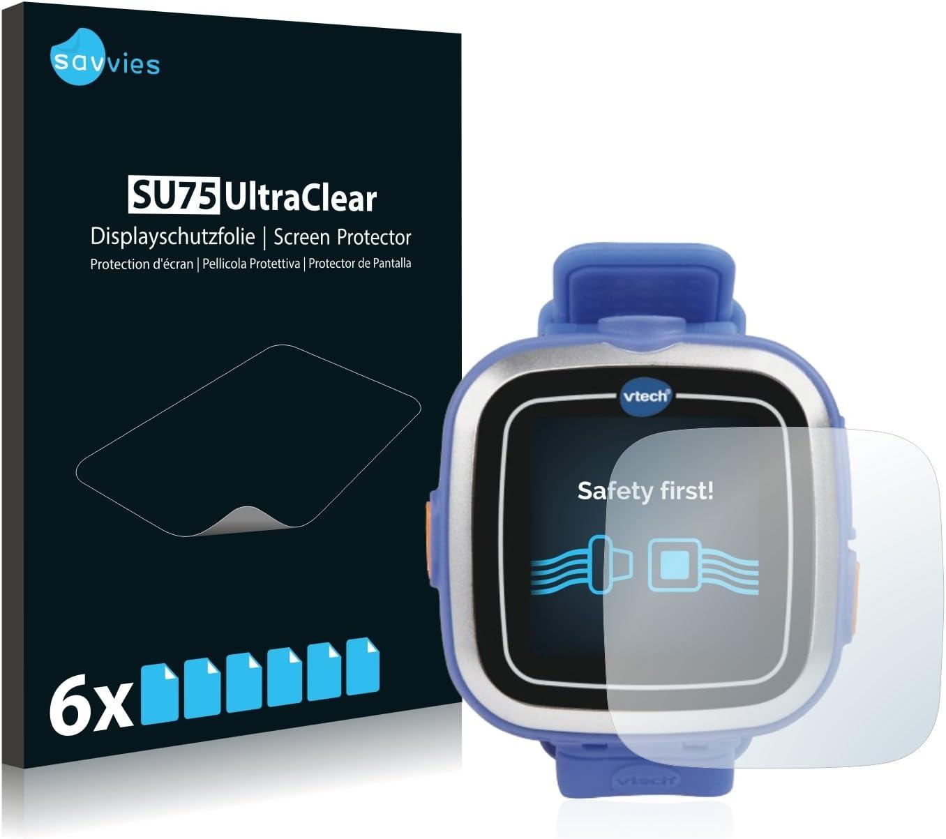 savvies Protector Pantalla Compatible con Vtech Kidizoom Smart ...
