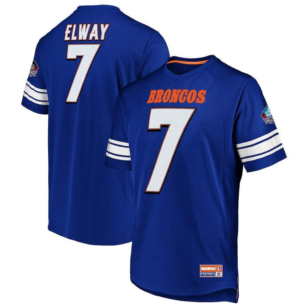 size 40 b8632 a5f3d Amazon.com : John Elway Denver Broncos Hall of Fame Big ...