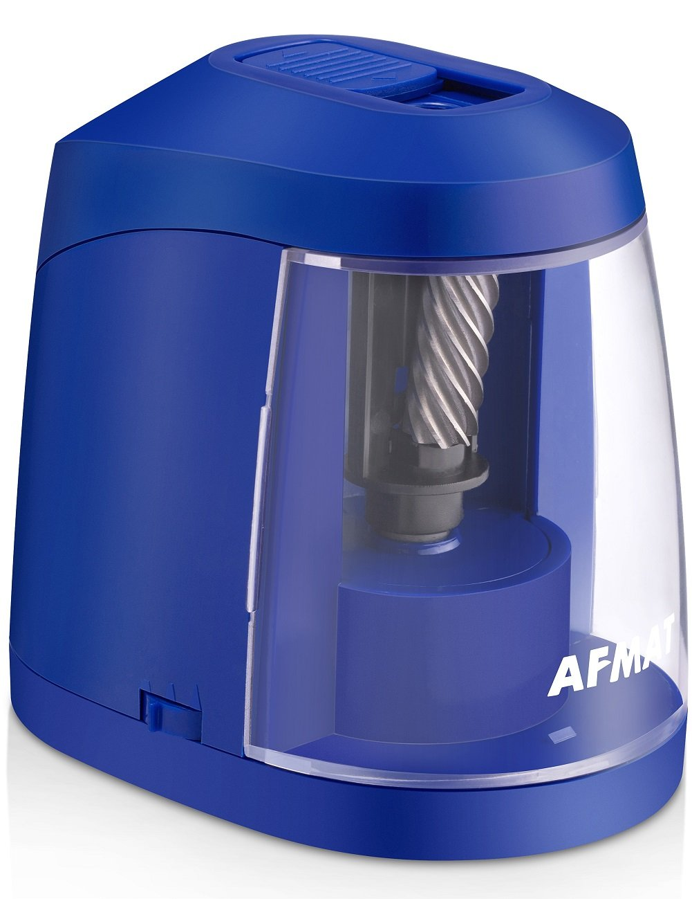 Afmat Electric Pencil Sharpener For Kids Adults Helical