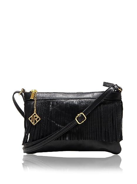 3fad7bf195641 Isabella Rhea Umhängetasche schwarz  Amazon.de  Schuhe   Handtaschen