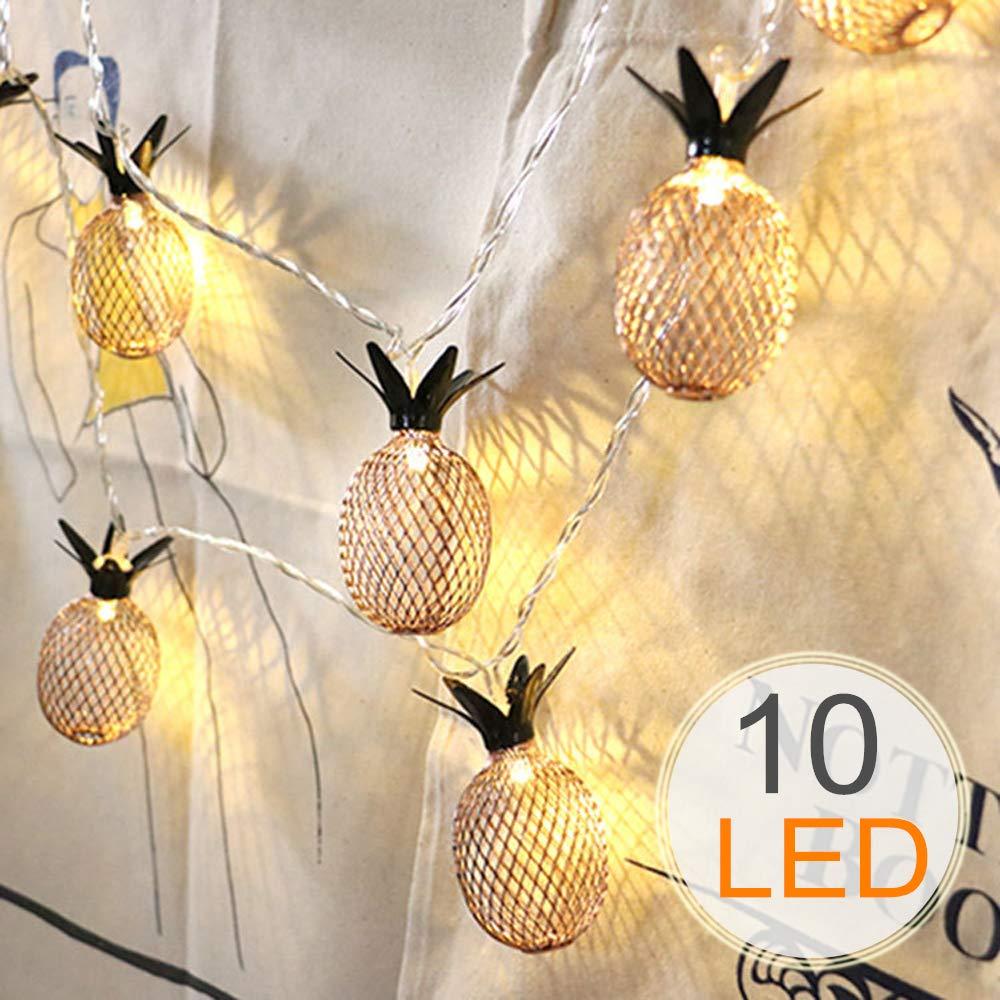 Morbuy Créatif Décoration Fée Chaîne Lumière 10/20/30LED Pour Maison Fête  Noël Halloween Mariage Anniversaire Chambre Jardin ...