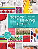 serger sewing books - Serger Sewing Basics