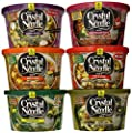 Crystal Noodle Soup, No MSG Variety Pack, 6 Count
