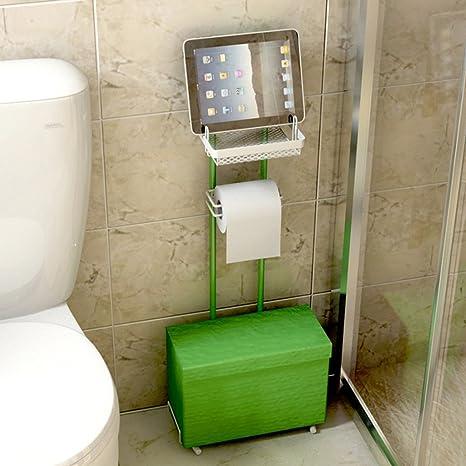 Baldas de baño HWF Estanterías Multifunción Cuarto de Baño ...