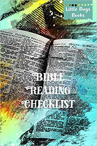Bible Reading Checklist: Elinor Macedon: 9781094924090