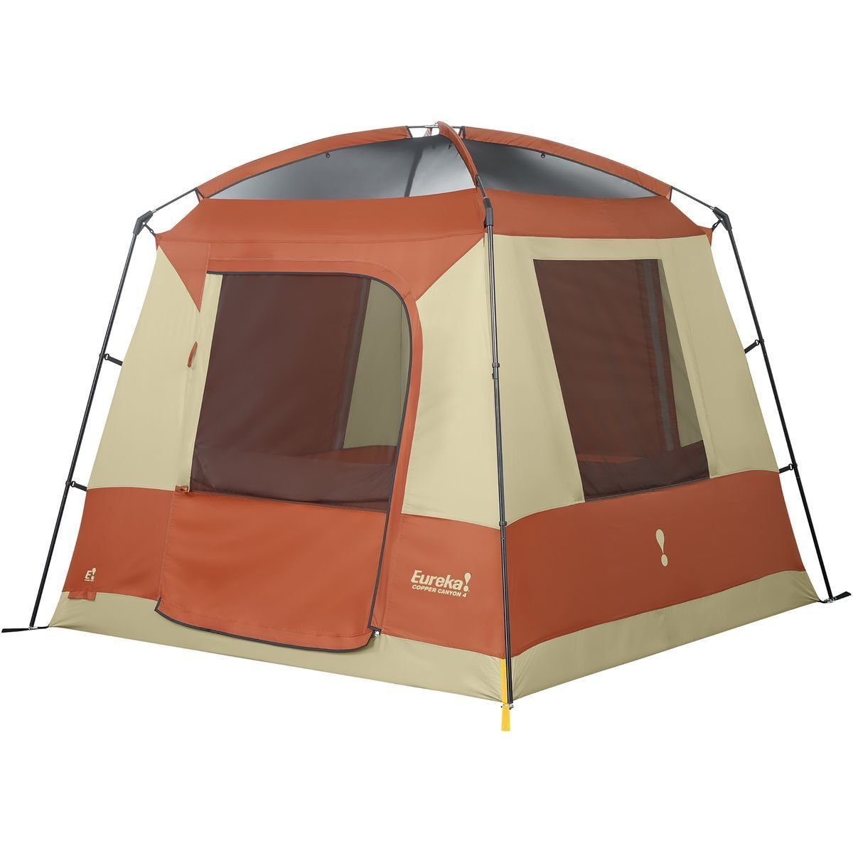Amazon.com  Eureka Copper Canyon 4 -Person Tent  Family Tents  Sports u0026 Outdoors  sc 1 st  Amazon.com & Amazon.com : Eureka Copper Canyon 4 -Person Tent : Family Tents ...
