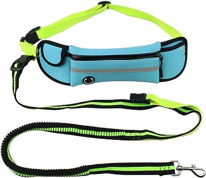 XUPHINX Estuche para cinturón de arneses para Perros Ajustable ...