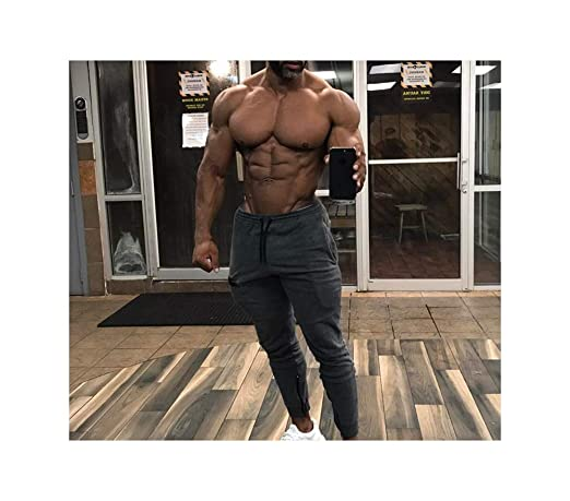 XXJIN Pantalones de chándal Hombre - - Large: Amazon.es: Ropa y ...