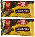 Enjoy Life Semi Sweet Chocolate Mini Chips - 10 oz - 2 pk by Enjoy Life Foods