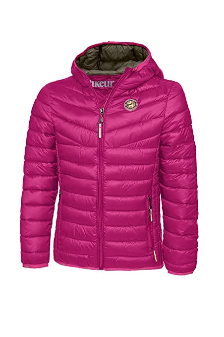 6ec9be404 Amazon.com  Pikeur girl´s quilted jacket CUDDY - YOUNG STARS  Sports ...