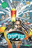 img - for The Tempest The Graphic Novel: Quick Text (American English) book / textbook / text book