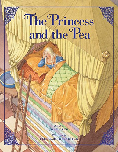 Princess Pea Fairy Tale - The Princess and the Pea (Classic Fairy Tale Collection)